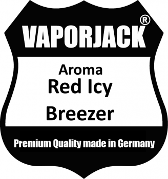 Red Icy Breezer 25ml